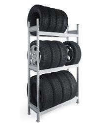 Стеллаж  СТ-023 для автошин и дисков