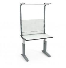 Стол монтажный  СР-100-01 ESD + Экран ВС-100-Э3 ESD