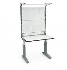 Стол монтажный  СР-100-01 ESD + Экран ВС-100-Э4 ESD